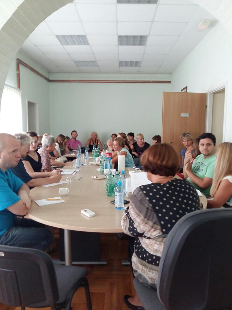 Sastanak studentskih službi