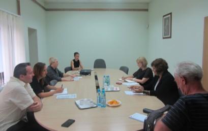Sastanak s djelatnicima HZZ-a i CISOK-a