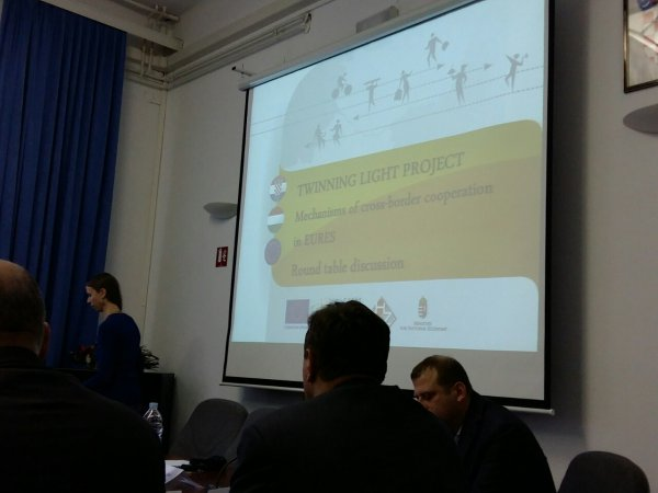 "Okrugli stol projekta ""Mehanizmi prekogranične suradnje u EURES-u"""