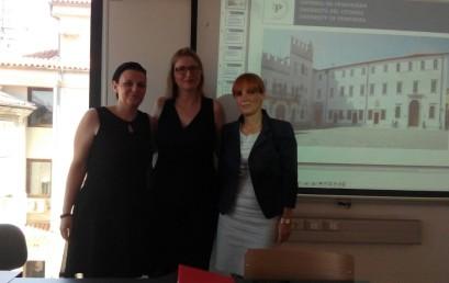 Erasmus+ stručno usavršavanje, Univerza na Primorskem