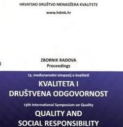 Održan 13. međunarodni simpozij o kvaliteti