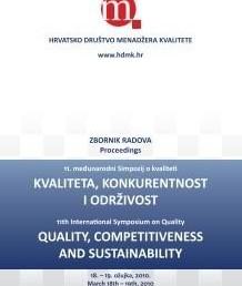 11. međunarodni simpozij o kvaliteti