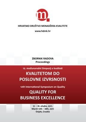 Održana 12. konferencija o kvaliteti