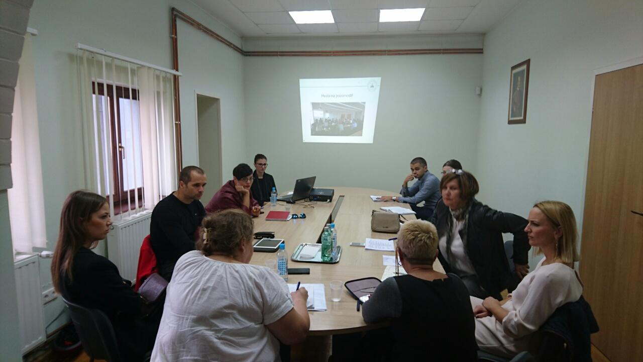 Održana sjednica Odbora za kvalitetu