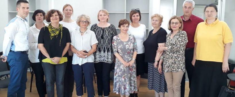 Peti sastanak Radne skupine projekta Educa-T