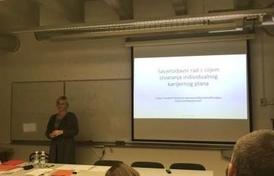 Radionica o metodama karijernog procjenjivanja i savjetovanja studenata