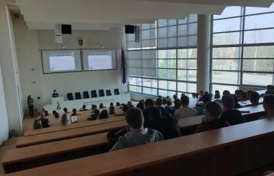Edukativna radionica na Fakultetu agrobiotehničkih znanosti Osijek