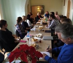 Sastanak Koordinacijskog tima – 2. Sveučilišni tjedan karijera
