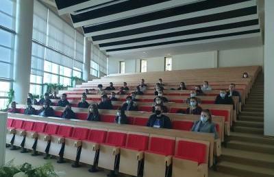 Radionica na Fakultetu agrobiotehničkih znanosti Osijek (Dan karijera)