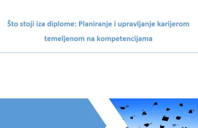"""Simpozij """"Što stoji iza diplome: Planiranje i upravljanje karijerom temeljenom na kompetencijama"""""""