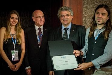 Josip Balen dobitnik IEEE Larry K. Wilson nagrade
