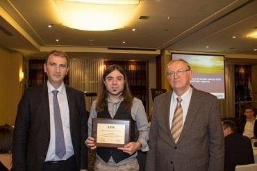 Josip Balen dobitnik Nagrade za izniman doprinos Hrvatskoj sekciji IEEE