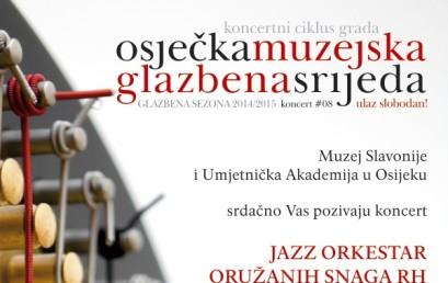 Koncertni ciklus grada Osječka muzejska glazbena srijeda