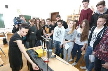 Održano predavanje Fizika glazbe