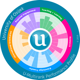 U-Multirank Performance Profile