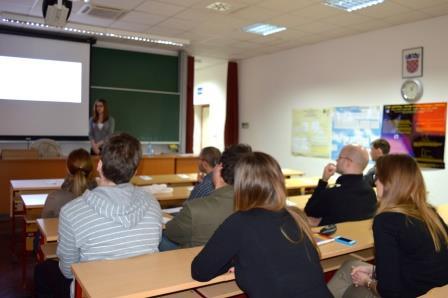 Održano predavanje Stručna praksa u Essenu