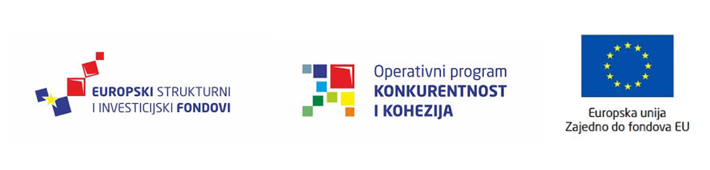 """Projekt """"Izgradnja zgrade, infrastrukture i okoliša studentskog paviljona u sveučilišnom kampusu u Osijeku"""", referentne MIS oznake KK.09.1.2.01.0009"""