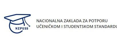 Natječaj Nacionalne zaklade za potporu učeničkom i studentskom standardu