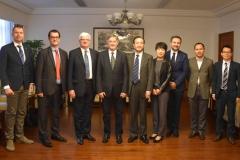 Shanghai - potpisivanje ugovora